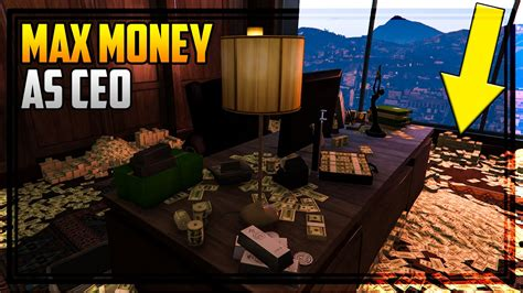 How To Make The Most Money In Gta 5 Online - how to maximize profits make the most money as a ceo associate gta 5 funnycat tv