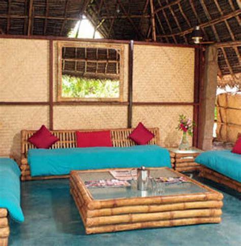 Bamboo House Interior Design by Wall Decor Modern Bamboo House Design Hawai And