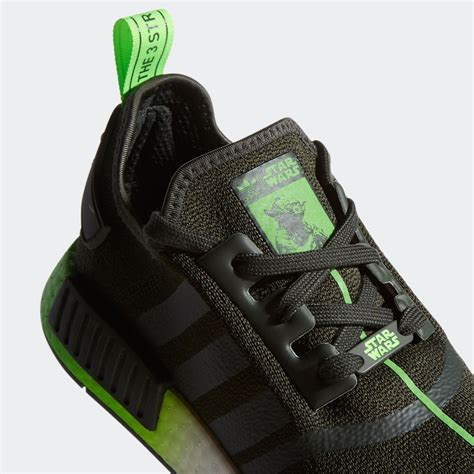 adidas nmd  yoda releases dec  house  heat sneaker news release   features
