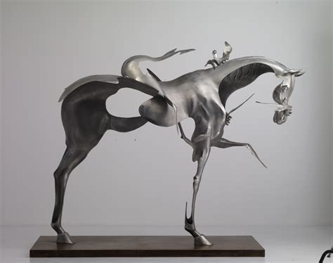 Decorative Sculptures For The Home by Dissolving Figurative Sculptures By Unmask