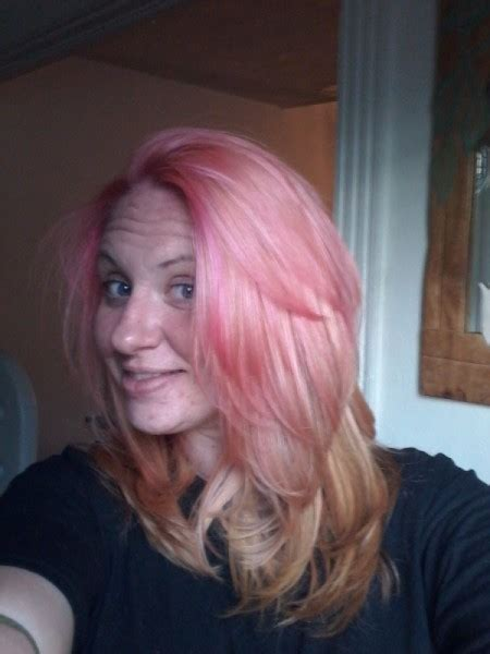 how to fix hair color how to fix hair color that came out pink thriftyfun