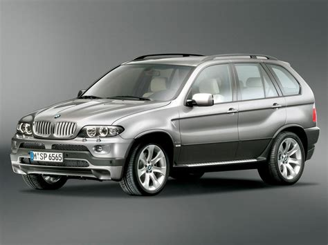 bmw x5 history of the bmw x series