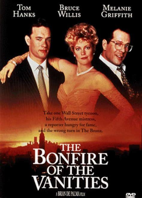 Bonfire Of Vanity by Bonfire Of The Vanities Dvd Zavvi