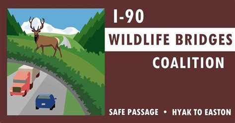 i 90 wildlife bridges coalition