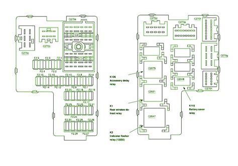 2002 ford explorer wiring diagram 2002 ford ranger wiring diagram manual original