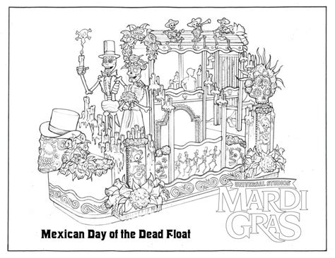 coloring pages for universal studios behind the thrills get the little jesters ready for