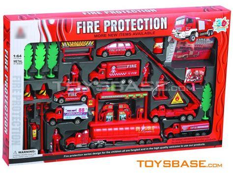 Mainan Truk Paw Patrol Besar diecast truk pemadam kebakaran set mainan kendaraan