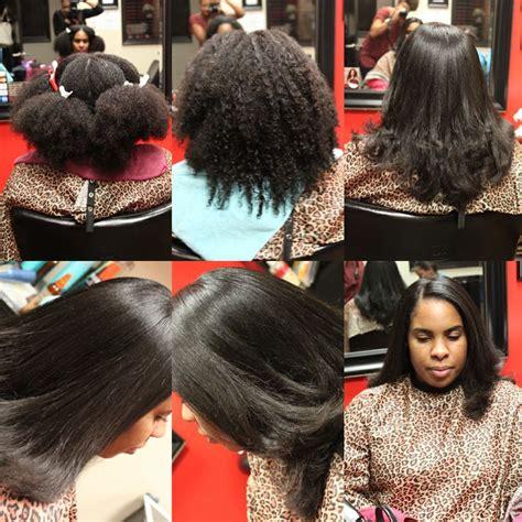 nonopro african american shrumpsa hair brazilian blowout www styleseat com shamonadixon natural