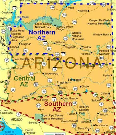 white mountains arizona map 591 best arizona images on arizona usa