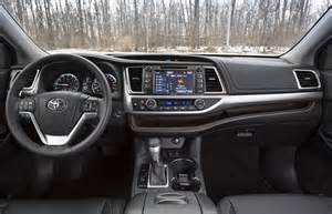 Toyota Highlander Interior Photos 2017 Toyota Highlander Interior 1 2017 2018 Best Cars