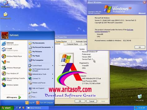 cara membuat windows xp pro sp3 menjadi genuine windows xp sp3 iso original full activator aritasoft com