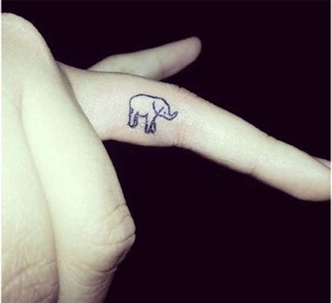 animal lover tattoos small but powerful 10 amazing inner finger designs
