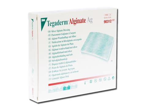 Modres Alginate Dressing 10 Cm X 10 Cm tegaderm 3m alginate ag with silver 10x10 cm