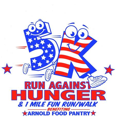 Arnold Food Pantry by Run Against Hunger Races Fleet St Louis