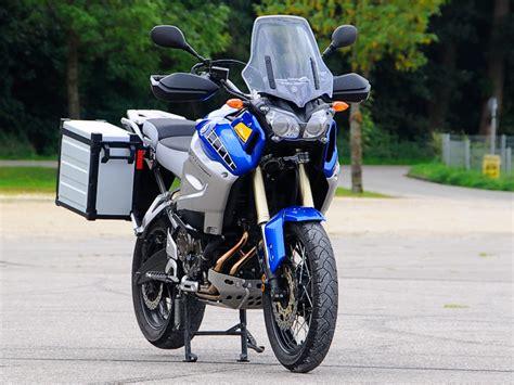 Aufkleber Yamaha Super Tenere by Ralf Kistner Rk Moto Motorrad Einzeltraining