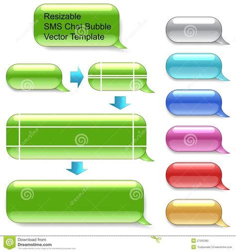 wallpaper chat sms resizable sms chat template stock photography image