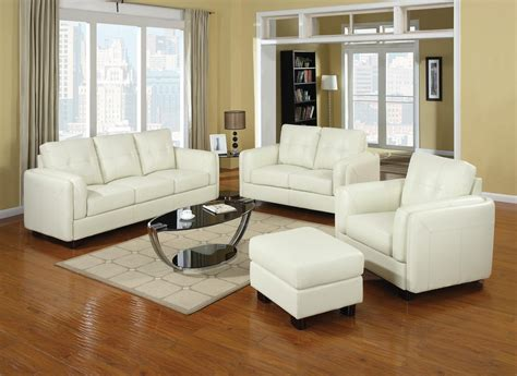 colored leather sofa ivory colored sofas energywarden