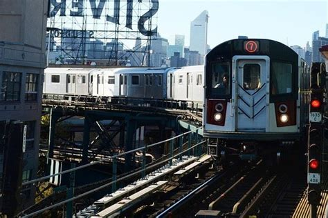 ta bay times business section mta tests new subway trains on flushing line metropolis