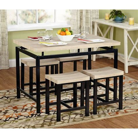 Kitchen Table Nook Dining Set Corner Breakfast Nook Wood Slate Dining Set Kitchen Table W Booth Storage Bench What S It Worth