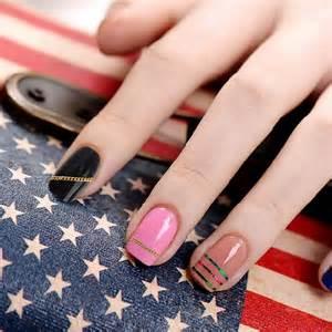 Nail Accesorries Style Nail Stickertape 1 nail chains striping nail accessory set