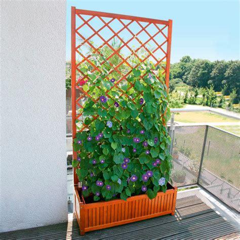 terrasse 50 cm hoch sichtschutz pflanzkasten terrasse jx06 hitoiro