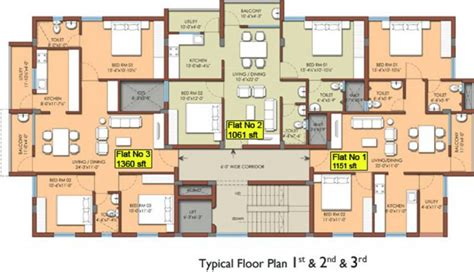 white house ground floor plan white house fourth floor plan reproduction house plans 2 3 bhk cluster plan image whitehouse residencies
