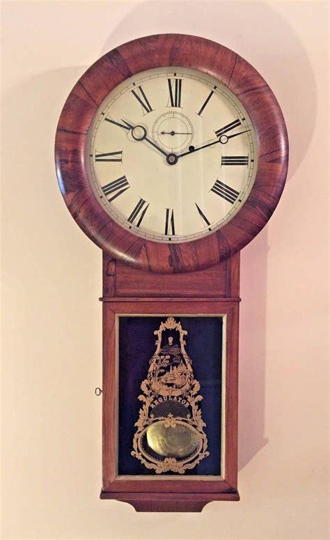 cool house clocks antique seth thomas regulator no 1 clock w unique