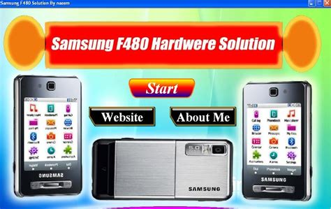 samsung f480 hardware solution dj rana gsm
