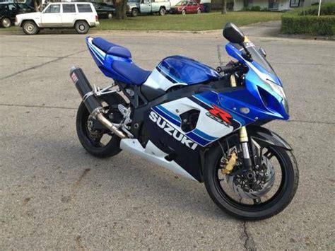 05 Suzuki Gsxr 600 For Sale 05 2005 Suzuki Gsxr Gsx R 600 Low For Sale On 2040motos
