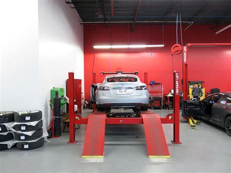 Tesla Dealership Canada Tesla Toronto Avenue Competent Garage