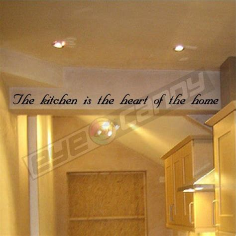 Kitchen Wall Quotes by 17 Best Ideas About Kitchen Wall Sayings On