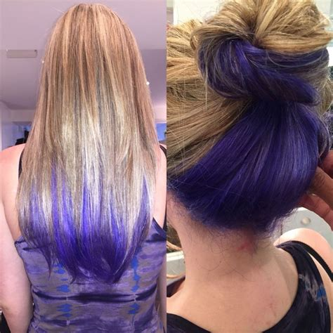 hair color on bottom 1000 ideas about highlights underneath hair on pinterest