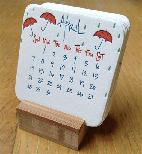 Diy Desk Calendar Best 25 Desk Calendars Ideas On Diy Desk Decorations Desk Decorations And Cool