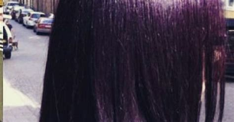 Slightly Punky And 90s Inspired By Magenta 2 by Permenant Dye This Color Redken Chromatics 3vv Hair