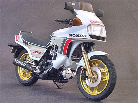 Motorrad Honda Turbo by Honda Cx 500 Turbo