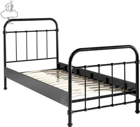 Wit Ijzeren Bed by Ijzeren Bed 1 Persoons Great Metalen Bed Messina Mat Wit