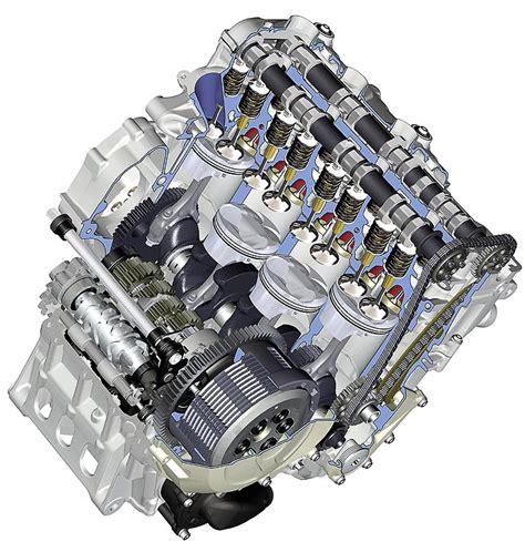 foto bmw motorrad   rr motor mit getriebe vergroessert