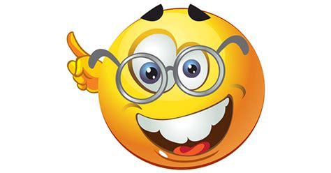 wacky professor symbols emoticons