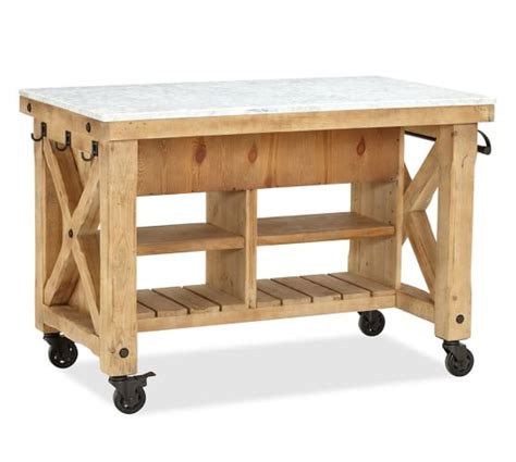 marble kitchen island table hamilton reclaimed wood marble top kitchen island
