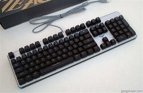 Keyboard Gaming Mechanical Havit Hv 367l havit hv kb366l backlit mechanical gaming keyboard review