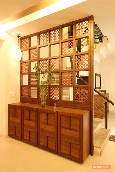 modern lobby indian home design
