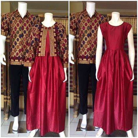 Gamis Batik Kombinasi model baju batik gamis batik modern gamis batik