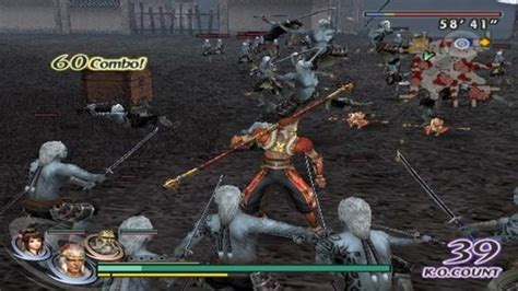 Warriors Orochi 2 PSP ISO Download (USA) Android PPSSPP