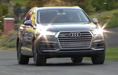 audi 2018 q7 2018 audi q7 review redesign and other changes