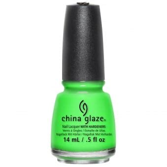 Opi Ghouls Out by Green Nail In Opi China Glaze Essie