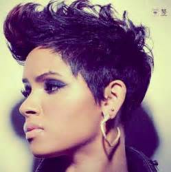 black with haircuts and color short hair for black women short hairstyles 2016 2017