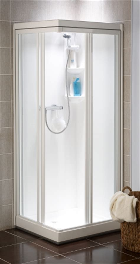 all in one sealed bathroom unit kubex kingston all in one sealed shower cubicle corner