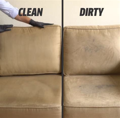 how to clean fabric sofa how to clean microfiber sofa with vinegar mjob blog