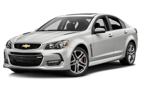 chevrolet sedan ss performance sedan autos weblog
