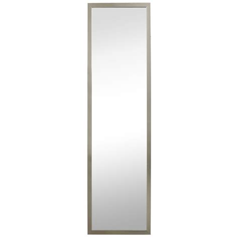 wilko white door mirror at wilko